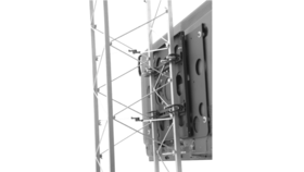 Image of a Truss to mount TV