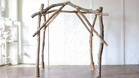 Image of a Rustic Arbor