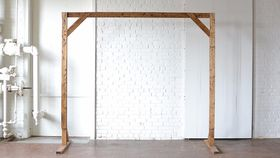 Image of a 24' Wooden Truss