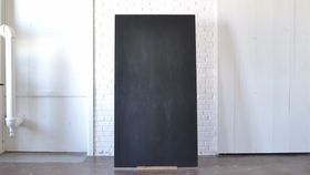 Image of a Chalkboard Backdrop