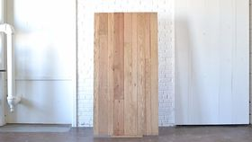 Image of a Reclaimed Wood Backdrop