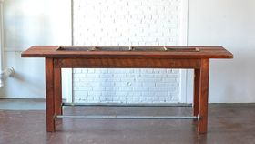 Image of a Trough Table