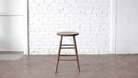 Image of a Wooden Stool
