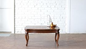 Image of a Cabriole Coffee Table