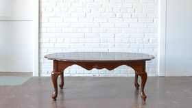 Image of a Lacquered Coffee Table