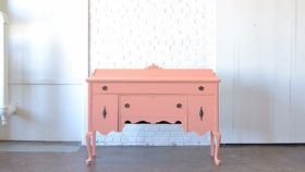 Image of a Grapefruit Sideboard