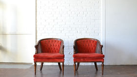 Image of a Ventana Tufted Chair
