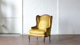 Image of a Tallahassee Wingback Chair