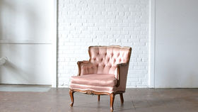 Image of a Selma Tufted Chair