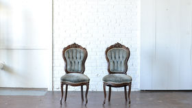 Image of a Brookfield Tufted Chair