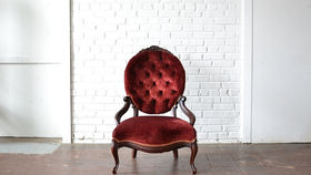 Image of a Ashford Tufted Chair