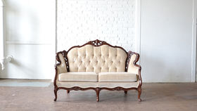 Image of a Adeline Tufted Loveseat