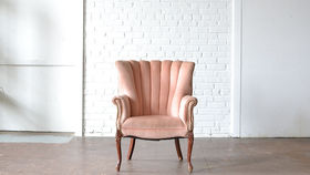 Image of a Abilene Wingback Chair