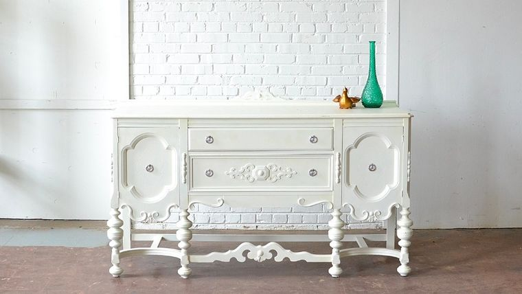 Picture of a Scrollwork Sideboard
