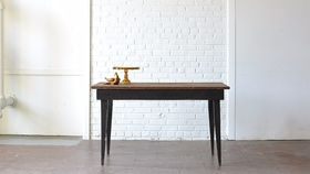 Image of a Contemporary Farm Table