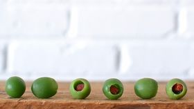 Image of a Faux Olive