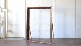 Image of a Oversized Frame