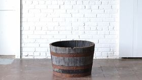 Image of a Barrel Half