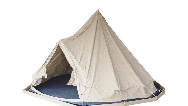 Picture of a Canvas Tent