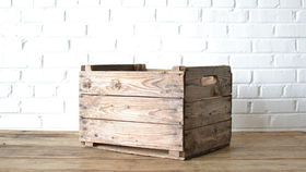 Image of a Wooden Crate #2