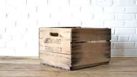 Image of a Wooden Crate #6