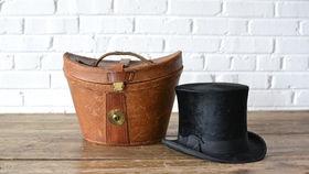 Image of a Vintage Top Hat