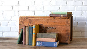 Image of a Vintage Book