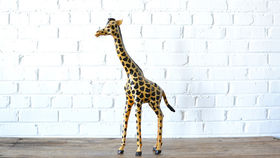 Image of a Tabletop Giraffe