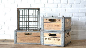 Image of a Hy-Crest Crate