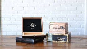 Image of a Cigar Box