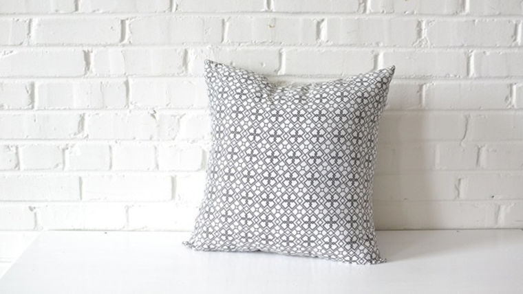 Picture of a Interlocked Pillow