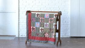 Image of a Basket Quilt