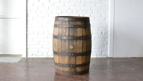 Image of a Wine/Whiskey Barrel