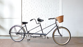 Image of a Tandem Bicycle