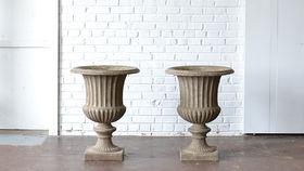 Image of a Pedestal Urn