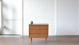 Image of a Mid Century Dresser