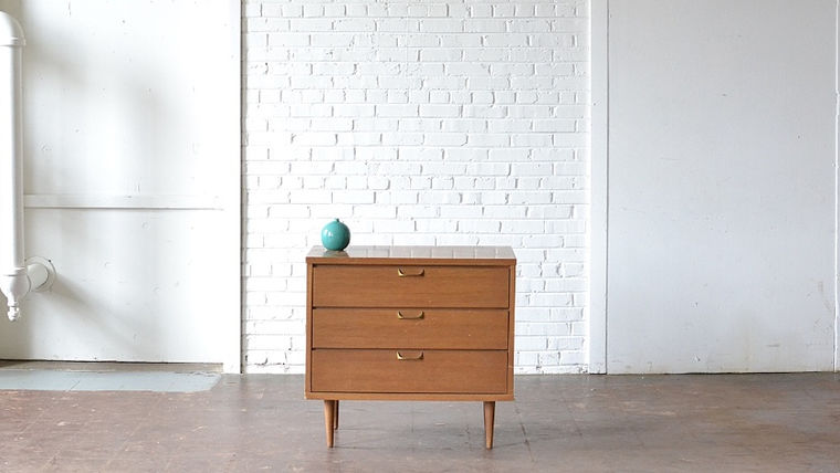 Picture of a Mid Century Dresser