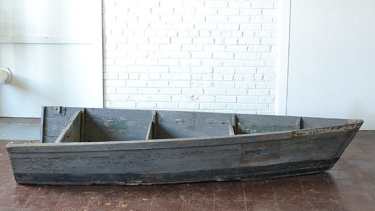 Picture of a Edisto Rowboat