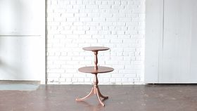 Image of a Rose Gold Tiered Table