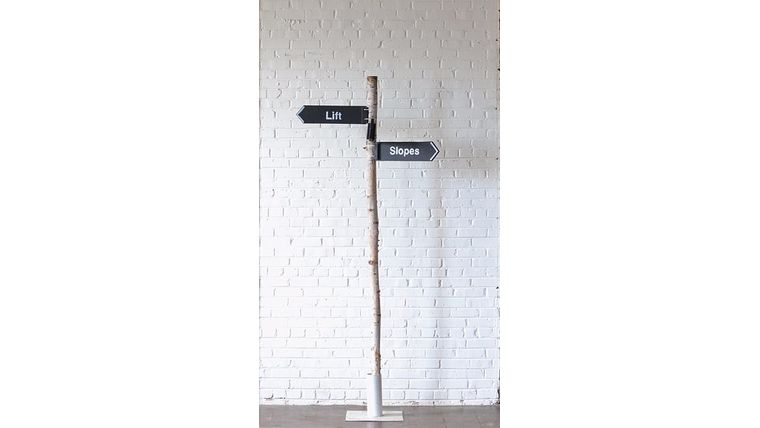 Image of a Birchwood Directional Sign