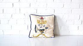 Image of a Bluebird Pillow