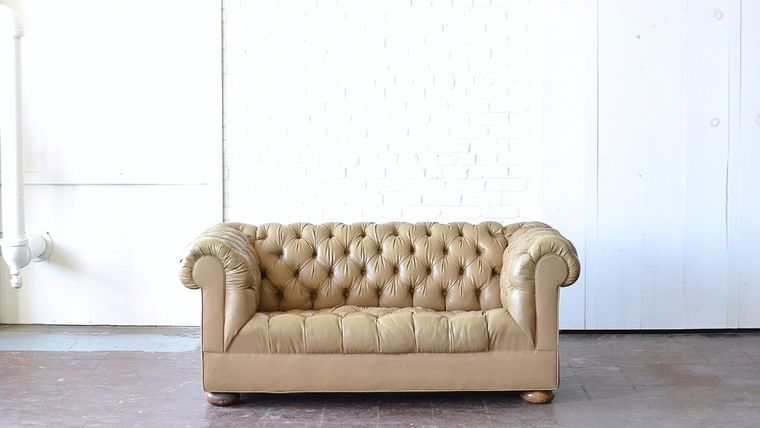 Picture of a Chesterfield Sofa