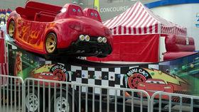 Image of a Disco Car Ride