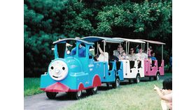 Image of a Trackless Train