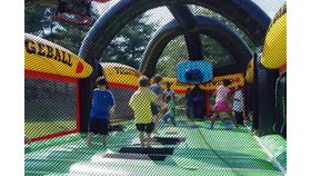 All In One Inflatable Sports Arena image