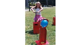 Image of a Boom Blasters Balloon Popping Game