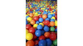 Inflatable Ball Crawl image