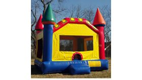 Image of a Small Castle #2 Moonbounce