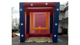 Image of a The Winning Kick Inflatable Challenge