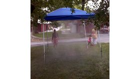 Image of a Mist Tent